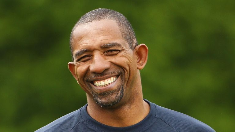 Phil Simmons: Linked with move to West Indies