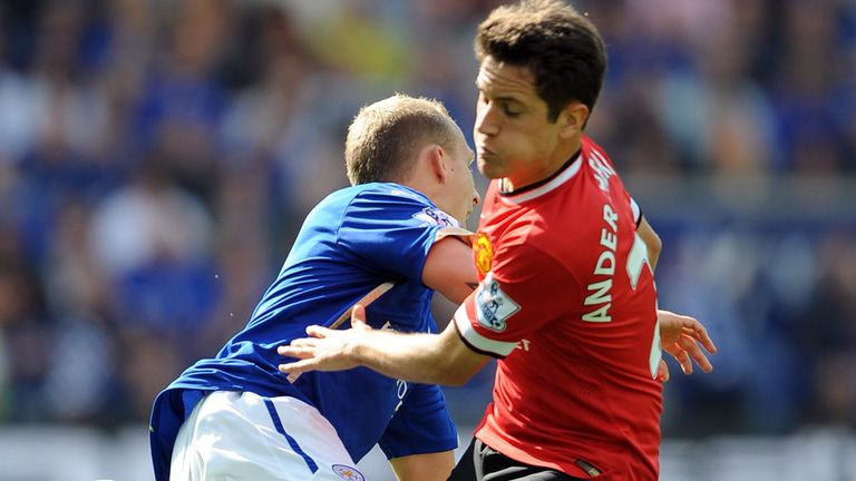 Ander Herrera became a regular for United at the end of last season