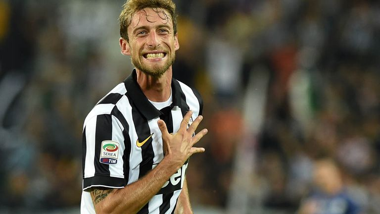 Juventus turned down several offers for Claudio Marchisio, according to Giuseppe Marotta