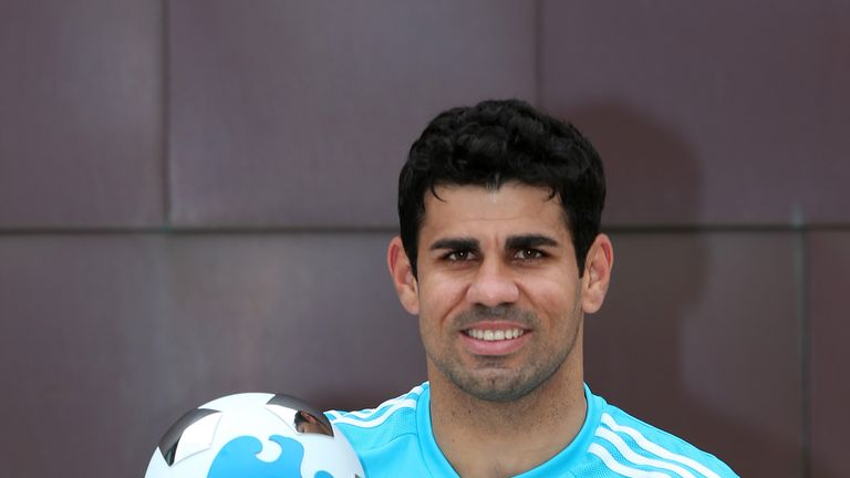 Diego Costa: Four Premier League goals for Chelsea so far