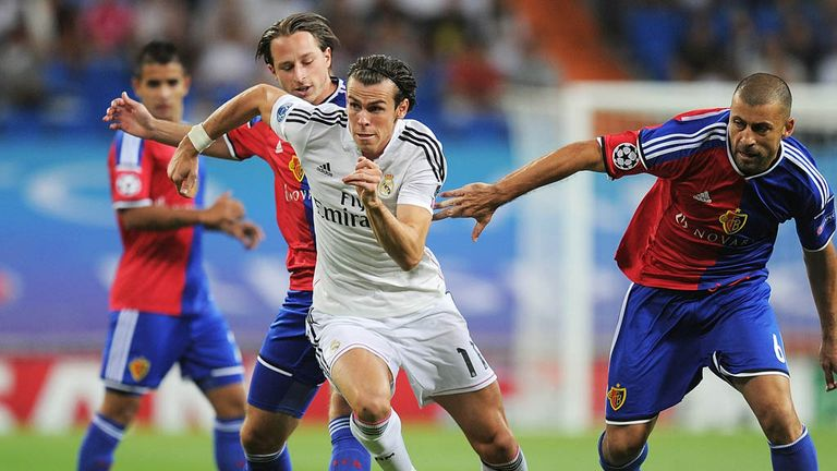Gareth Bale: Will be assessed ahead of Wednesday's group-stage clash with Liverpool