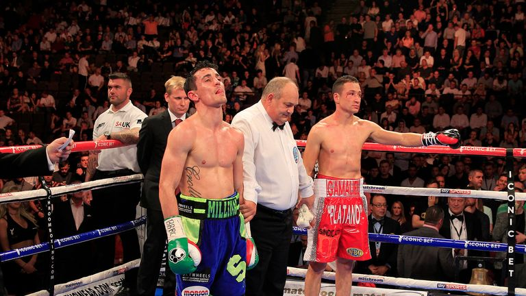 Anthony Crolla: Had hoped to earn a world title shot (photo courtesy of Lawrence Lustig).