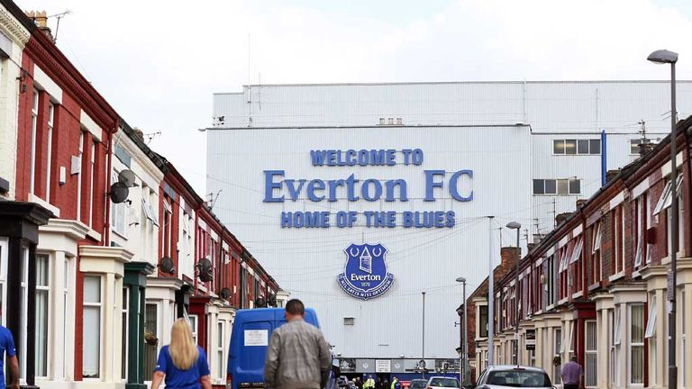 Everton are being linked with a £200m takeover bid