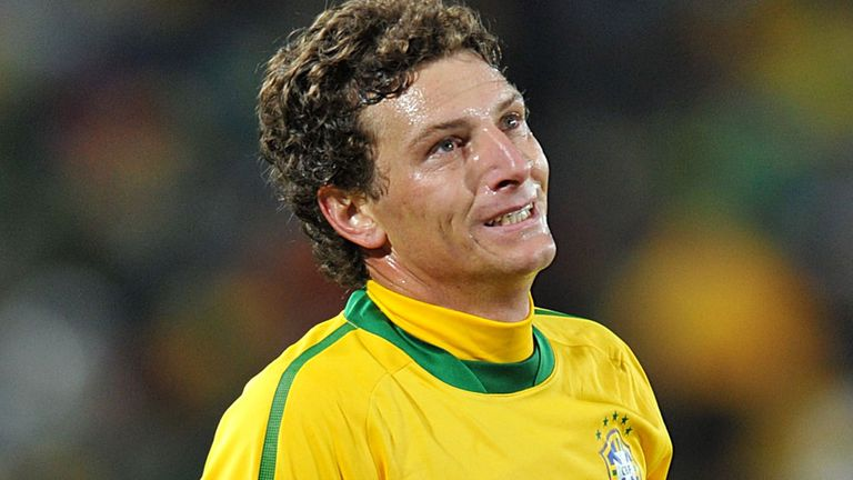 Elano: Latest recruit for Indian Super League