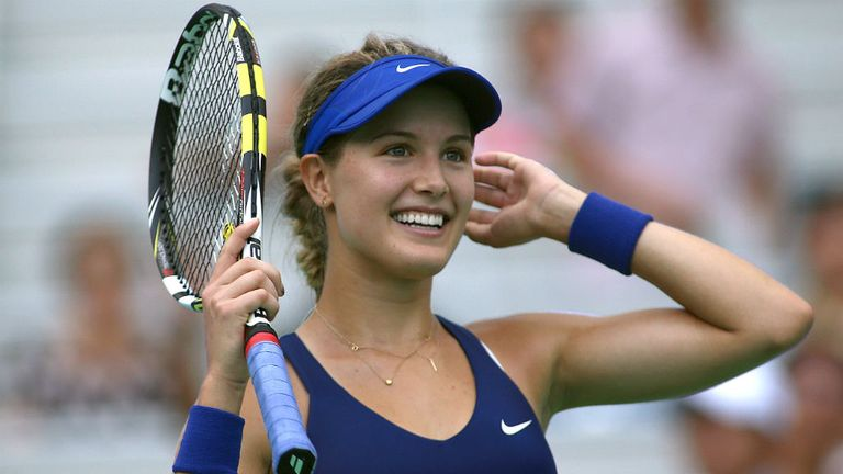 Wta Generali Ladies Linz Eugenie Bouchard Eases Through Ana