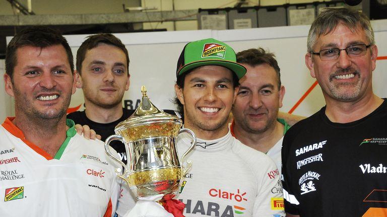 Bahrain saw Force India return to the podium