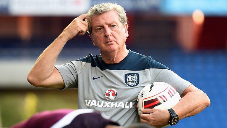 Roy Hodgson: Surprising Ballon d'Or selections