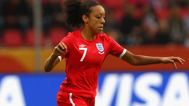 Jess Clarke: Notts County and England forward has been nominated for a top award