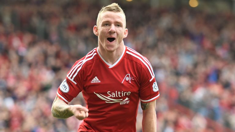 Hayes has made the return to Pittodrie