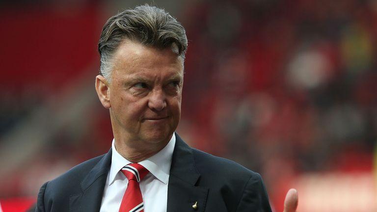 Louis van Gaal: Pleased with result
