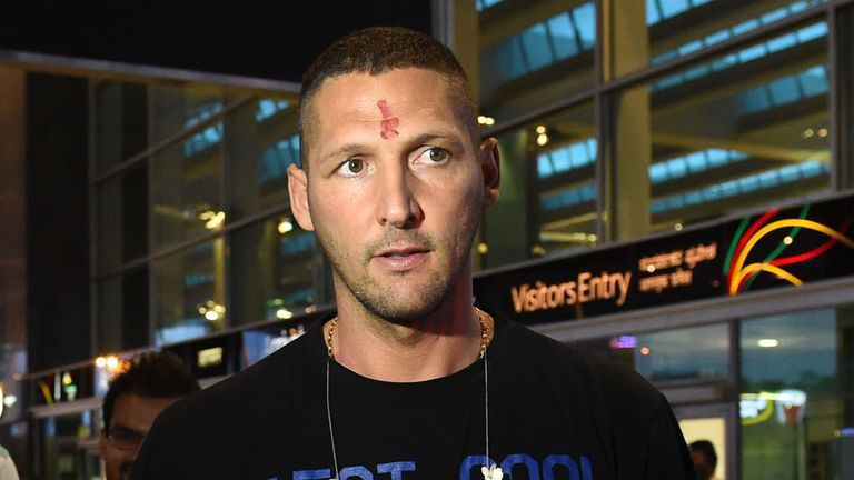 Marco Materazzi returns for his second year as Chennaiyin boss