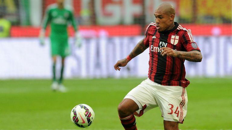 Nigel de Jong: New deal at AC Milan won't be rushed