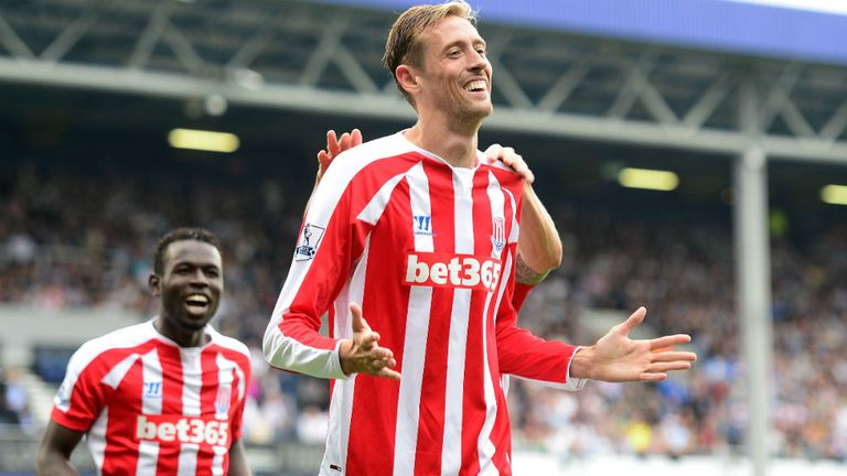 Peter Crouch: Committed to Stoke