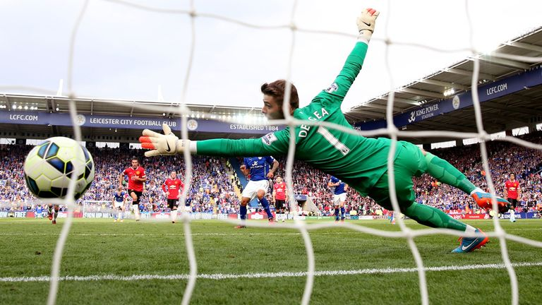 Leicester City 5 Manchester United 3: What went wrong for Louis van Gaal's defence in Premier League defeat?