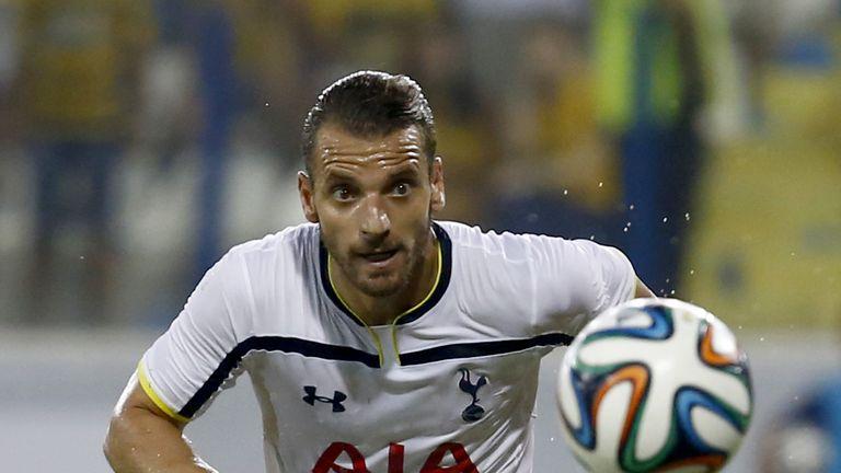 Roberto Soldado struggled at Tottenham