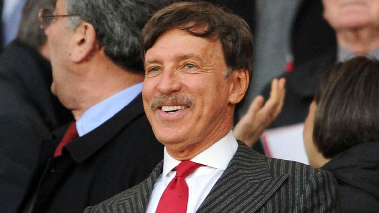 Arsenal supporters' group angered by Stan Kroenke's £3m withdrawal