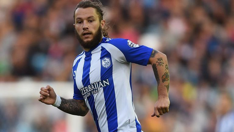 Stevie May fired the opening goal at St Andrews