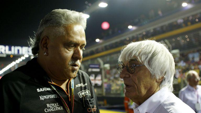 Vijay Mallya: Force India will 'fight like hell'