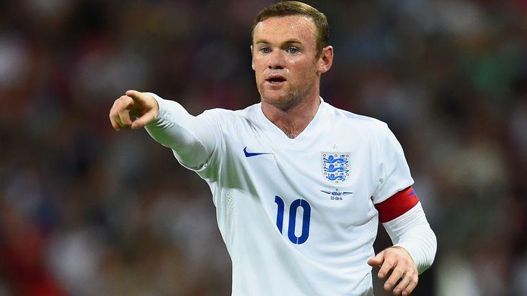 Wayne Rooney: England and Manchester United captain backed by David Moyes
