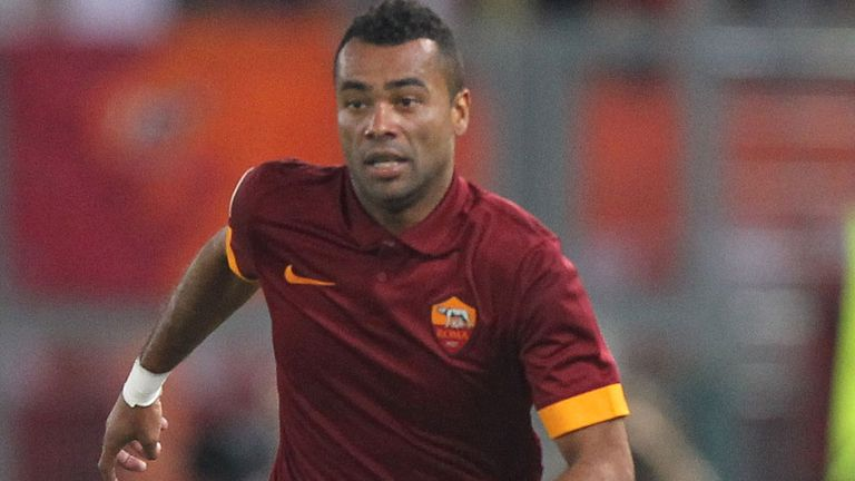 Ashley Cole: Staying with Roma says coach