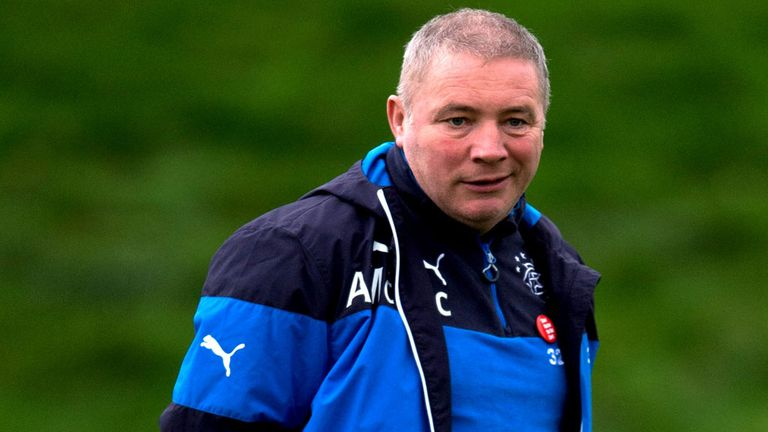 Ally McCoist: Future at Rangers in the balance