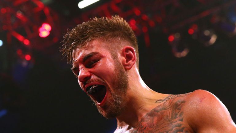Tyler Goodjohn: New English light-welterweight champion