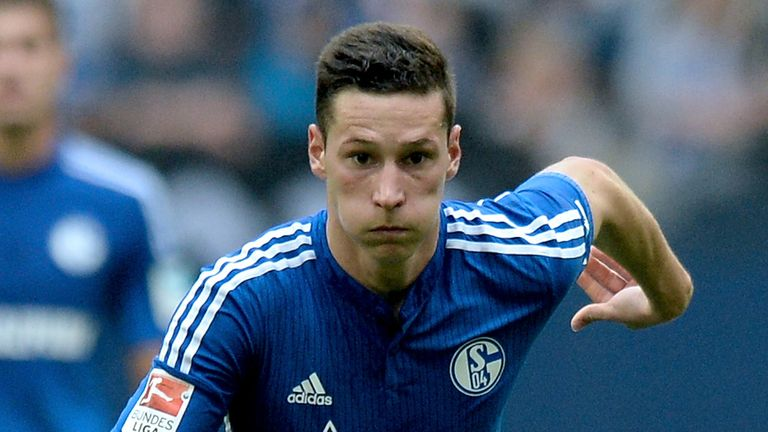 Draxler only recently signed for Wolfsburg in a five-year deal from Schalke