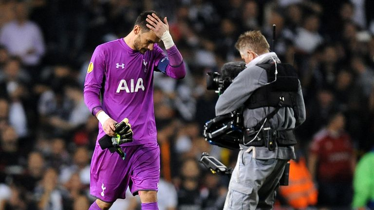 Lloris: Made some fine saves for Spurs