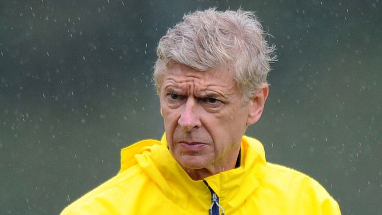 Arsene Wenger: Wants to improve Arsenal's defence in January