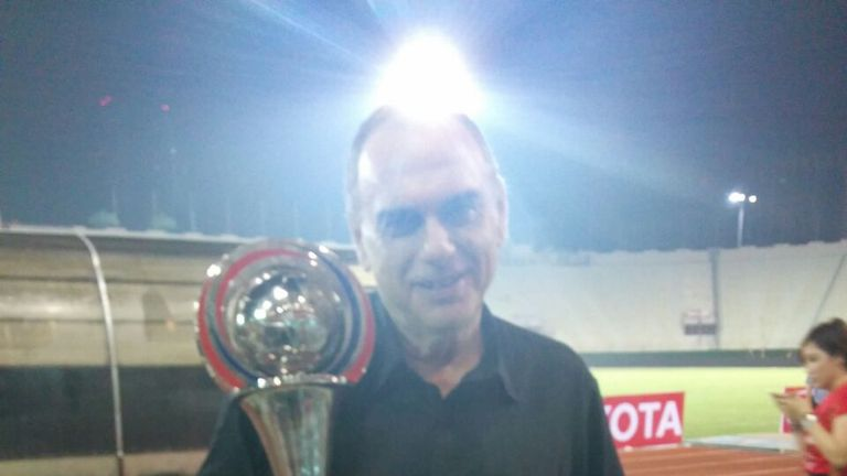 Avram Grant leads BEC Tero to victory in Thailand's Toyota