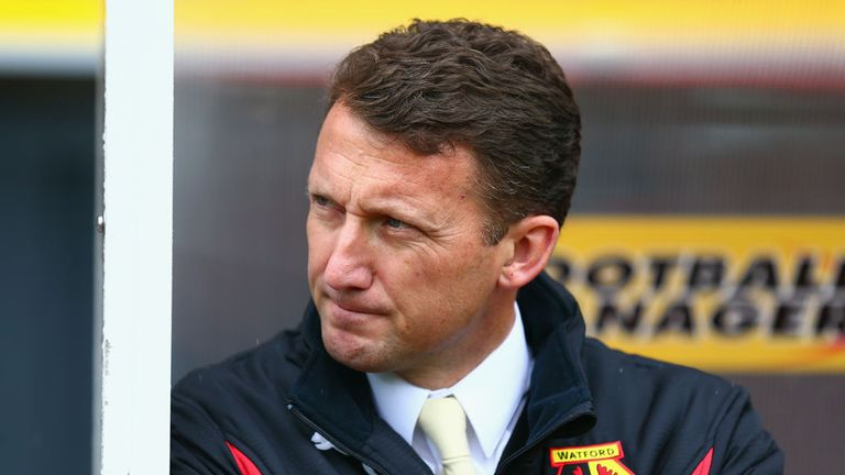 Billy McKinlay was in charge at Watford for two games