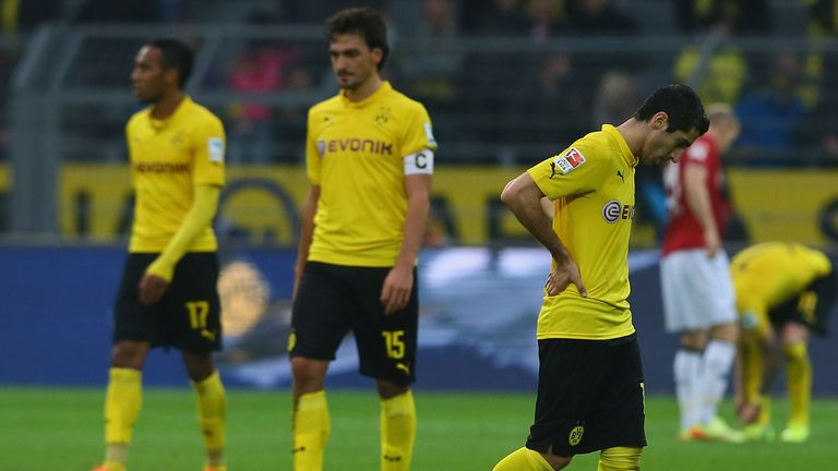 Borussia Dortmund have endured a difficult season under Jurgen Klopp