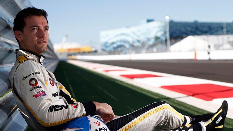 Jolyon Palmer: 2014 GP2 Champion (GP2 Series Media)