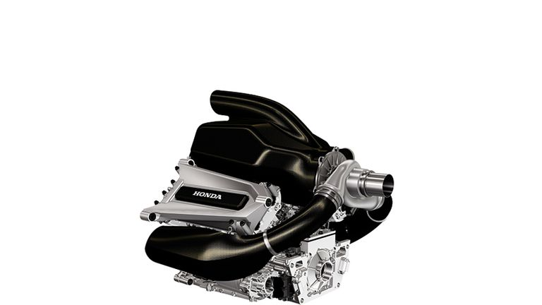 The first look at Honda's 2015 power unit