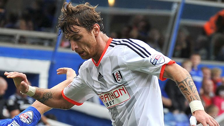 Fernando AmorebietaL Has joined Middlesbrough on loan from Fulham