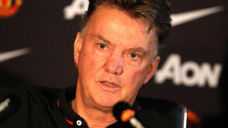 Louis van Gaal: I need three years