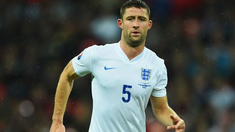 Gary Cahill: Wants another England clean sheet