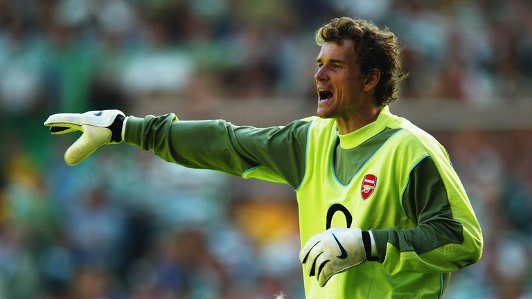 Jens Lehmann works as a TV pundit
