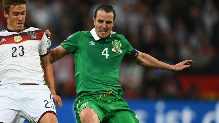 John O'Shea has made 117 appearances for the Republic of Ireland