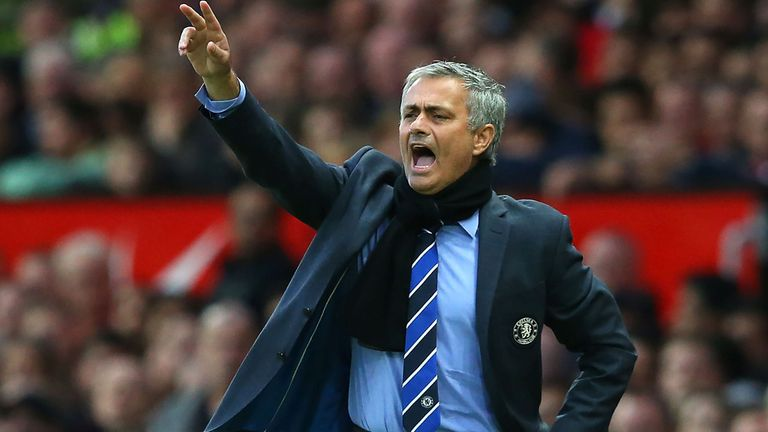 Jose Mourinho: statistics suggest his current team is not as ruthless