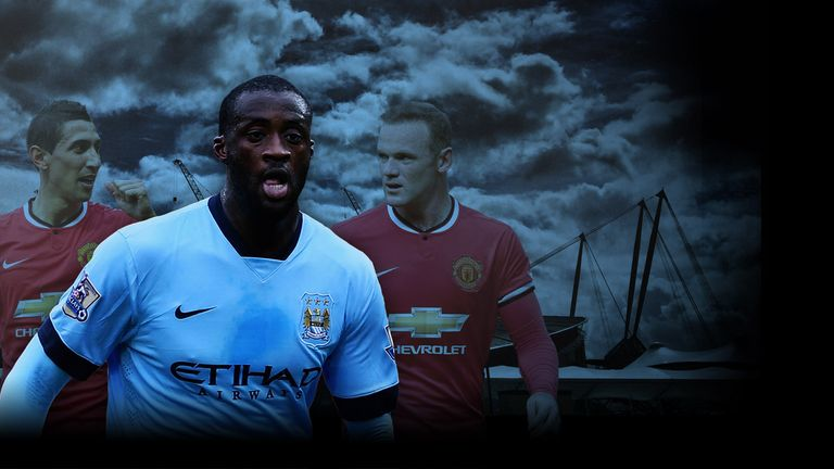 Can Yaya Toure emerge from his 2014/15 slumber to hurt Manchester United on Sunday?