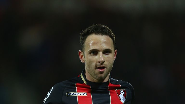 Marc Pugh: Scored hat-trick as Bournemouth thrashed Birmingham