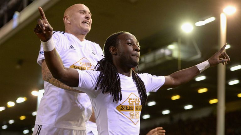 Marvin Emnes: Fired Swansea in front