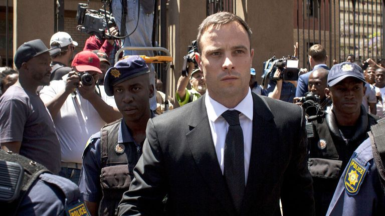 Oscar Pistorius: Prosecution looking  for leave to appeal