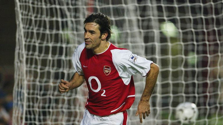 Robert Pires won it all with France but never won the Champions League