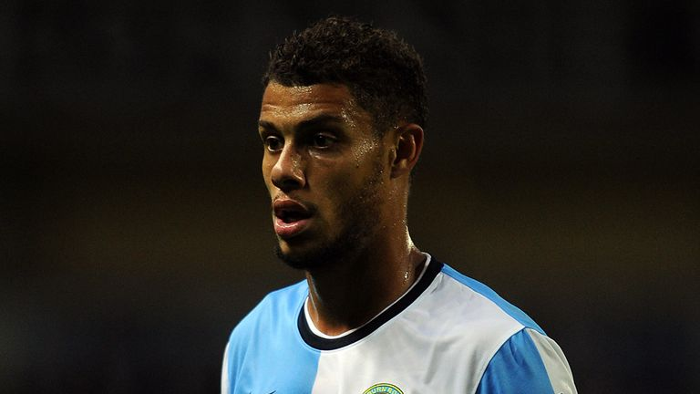 Rudy Gestede: Scored twice for Rovers