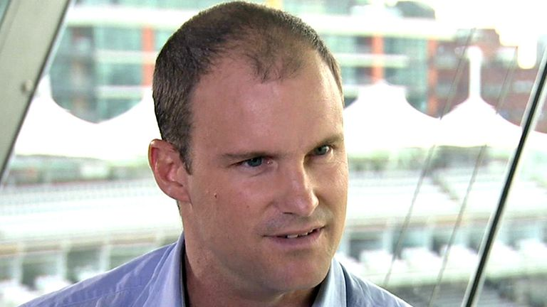 Andrew Strauss: Thinks bouncers should not be banned