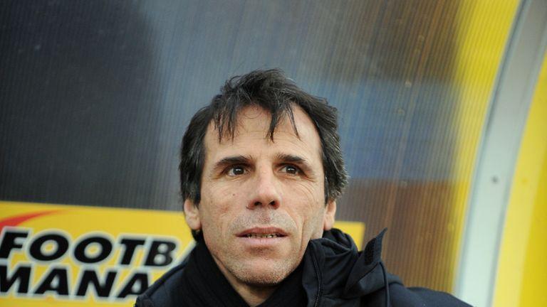 Gianfranco Zola: Former Watford boss heavily backed for Fulham jobbacked fda