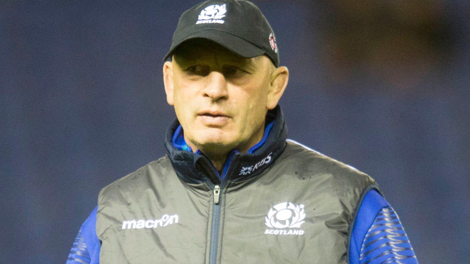 Six Nations: Scotland Coach Vern Cotter Ready For Joe