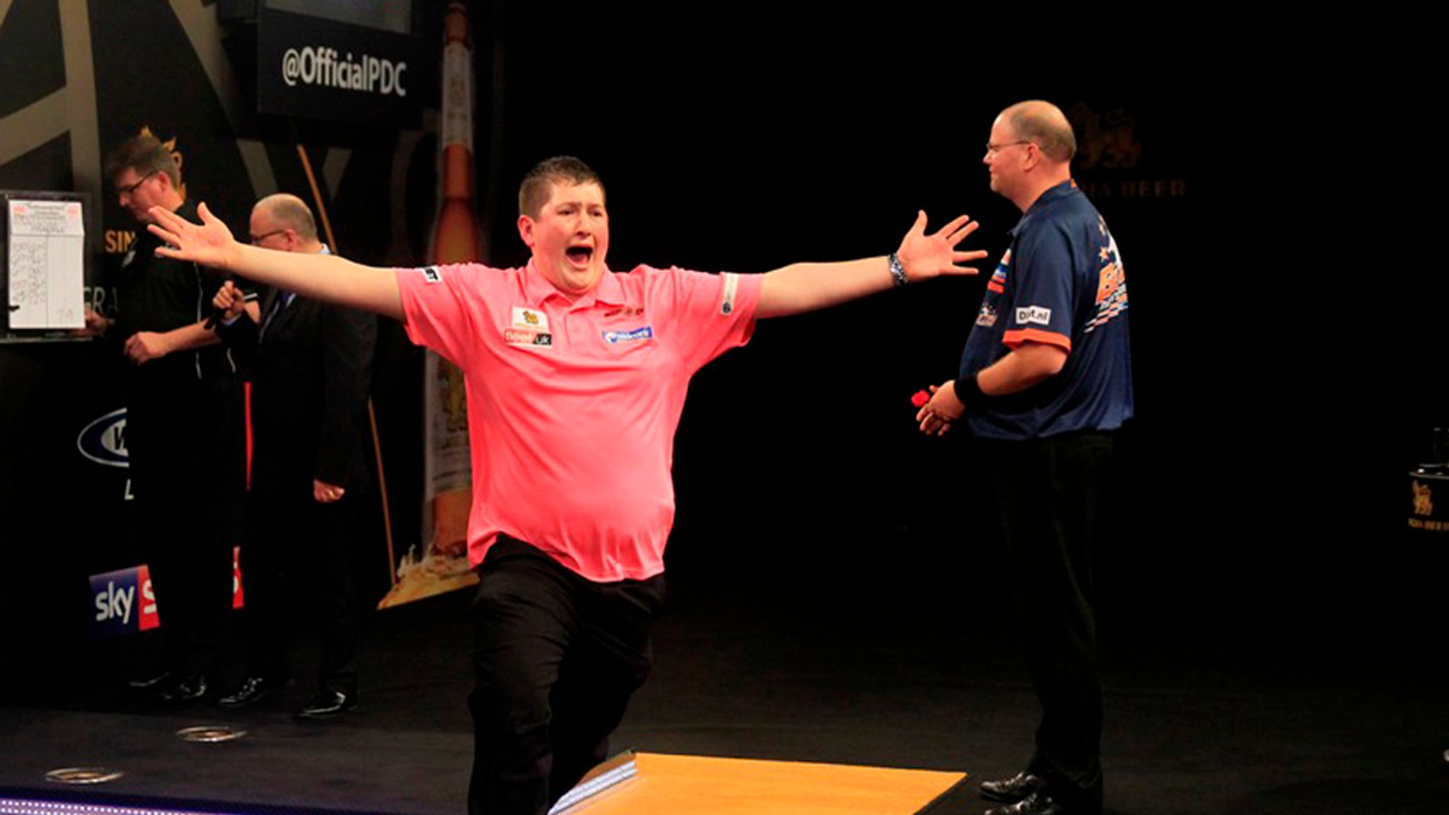 Keegan Brown's winning mentality will frighten opponents, insists Wayne Mardle